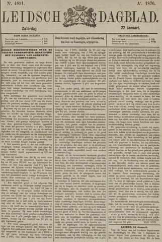 Leidsch Dagblad 1876-01-22