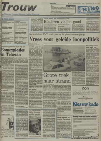 Nieuwe Leidsche Courant 1980-07-24
