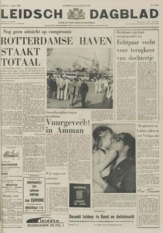 Leidsch Dagblad 1970-08-29
