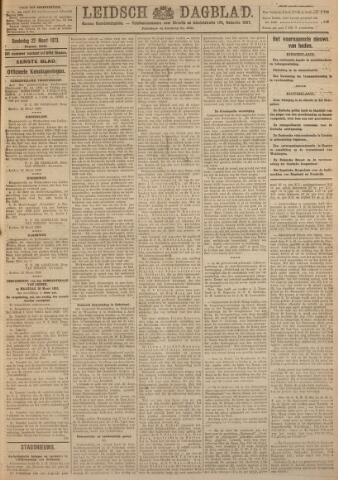 Leidsch Dagblad 1923-03-22
