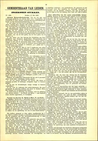 Handelingen van de Raad 1927-05-27