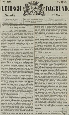 Leidsch Dagblad 1867-03-27