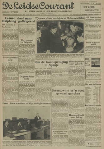 Leidse Courant 1954-12-29