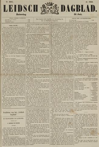Leidsch Dagblad 1869-07-31