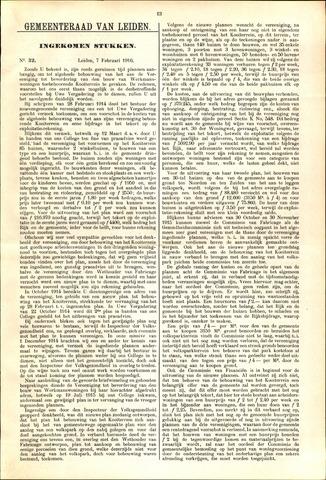 Handelingen van de Raad 1916-02-07