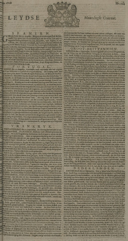 Leydse Courant 1726-09-23