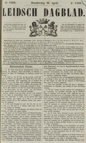 Leidsch Dagblad 1866-04-26