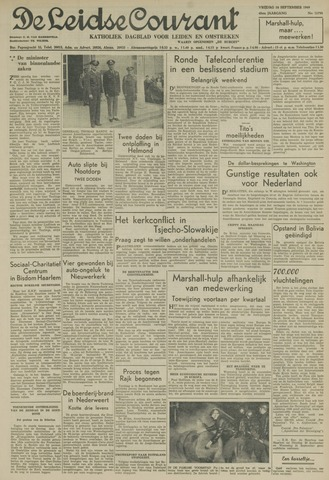 Leidse Courant 1949-09-16
