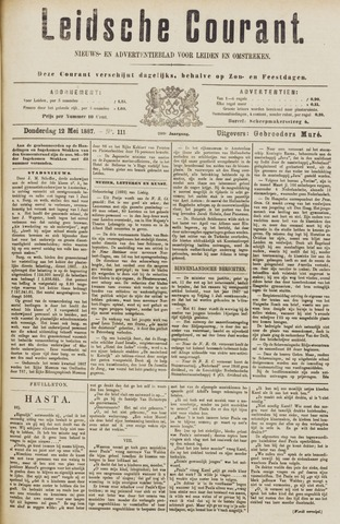 Leydse Courant 1887-05-12