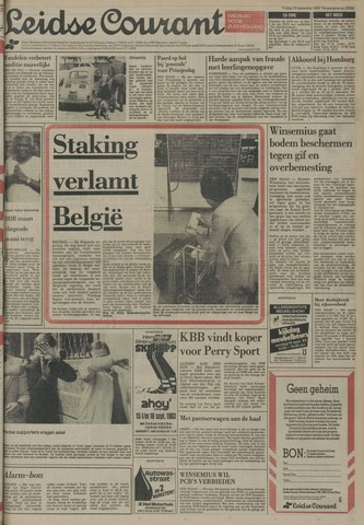Leidse Courant 1983-09-16