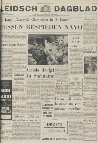 Leidsch Dagblad 1970-11-18