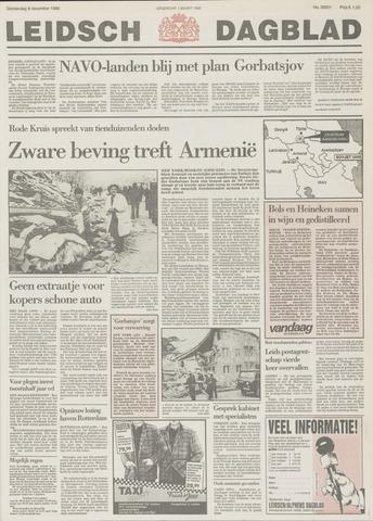 Leidsch Dagblad 1988-12-08