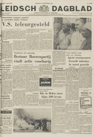 Leidsch Dagblad 1966-09-26