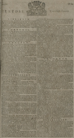 Leydse Courant 1729-07-06