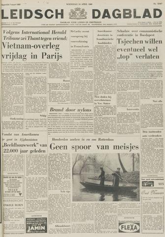 Leidsch Dagblad 1968-04-24