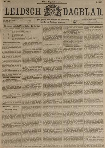Leidsch Dagblad 1897-06-15