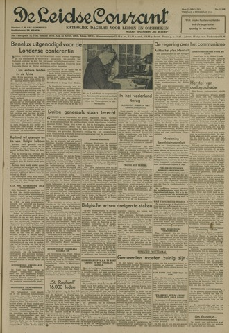 Leidse Courant 1948-02-06
