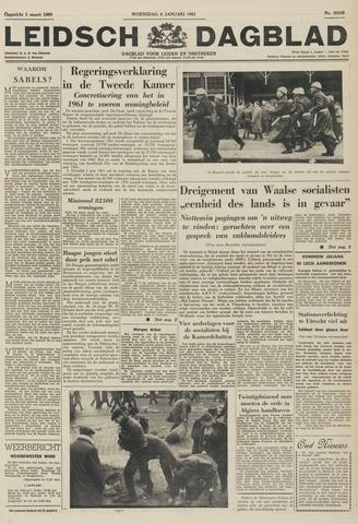 Leidsch Dagblad 1961-01-04