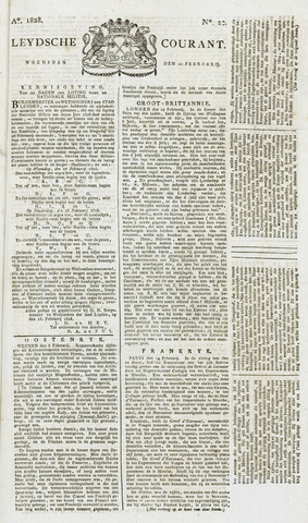 Leydse Courant 1828-02-20
