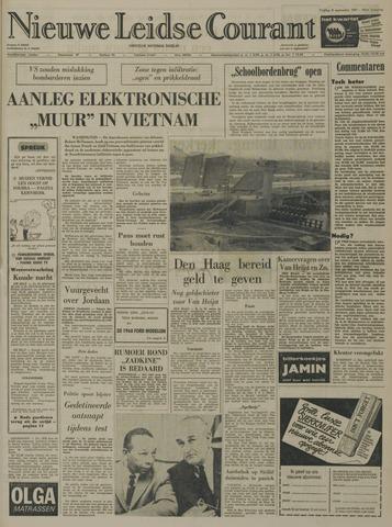 Nieuwe Leidsche Courant 1967-09-08