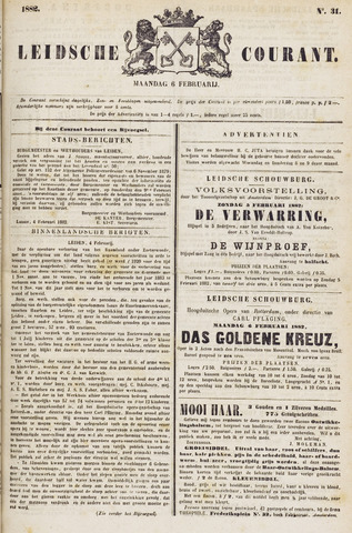 Leydse Courant 1882-02-06