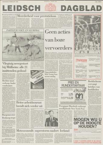 Leidsch Dagblad 1988-02-08