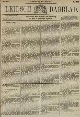 Leidsch Dagblad 1890-03-15