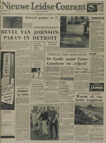 Nieuwe Leidsche Courant 1967-07-25