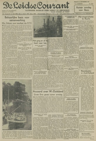 Leidse Courant 1949-11-11