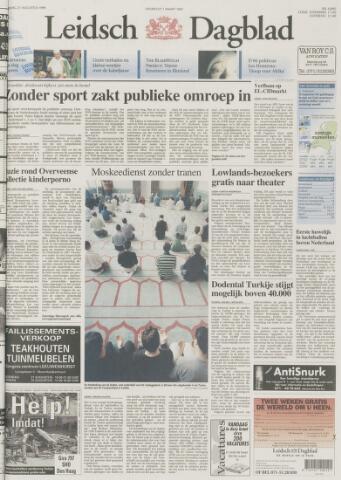 Leidsch Dagblad 1999-08-21