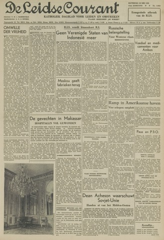Leidse Courant 1950-05-20
