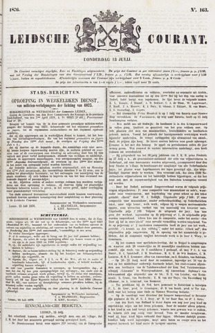 Leydse Courant 1876-07-13