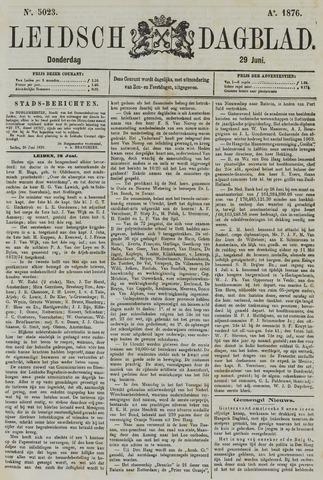 Leidsch Dagblad 1876-06-29