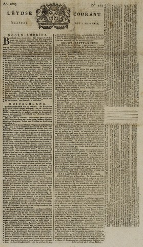 Leydse Courant 1803-11-07