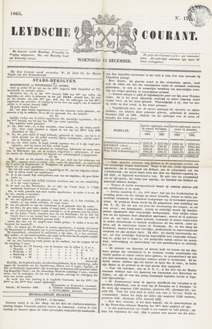 Leydse Courant 1865-12-13