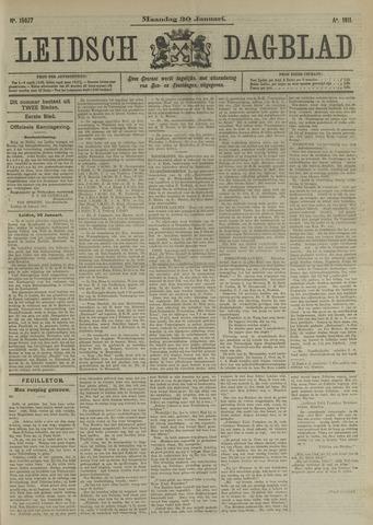 Leidsch Dagblad 1911-01-30