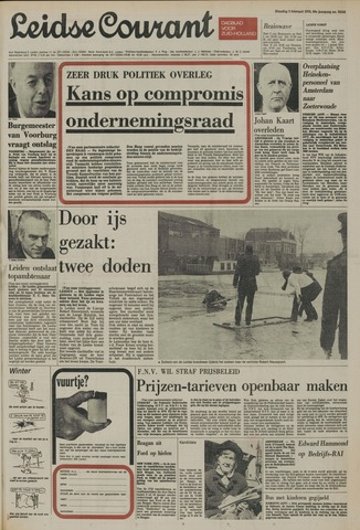 Leidse Courant 1976-02-03