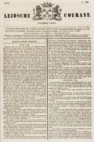 Leydse Courant 1873-07-05