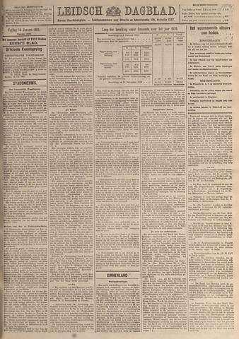 Leidsch Dagblad 1921-01-14