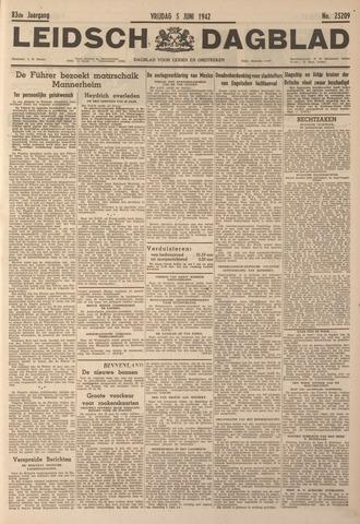 Leidsch Dagblad 1942-06-05