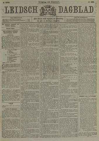 Leidsch Dagblad 1909-01-15