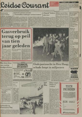 Leidse Courant 1983-01-03