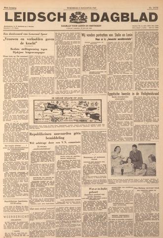 Leidsch Dagblad 1947-08-06
