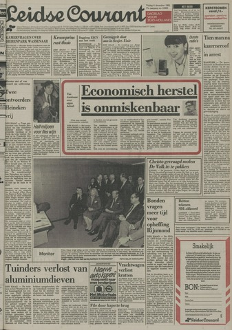 Leidse Courant 1985-12-06