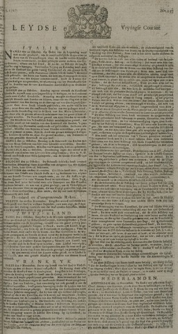 Leydse Courant 1727-11-14