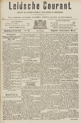 Leydse Courant 1887-07-29