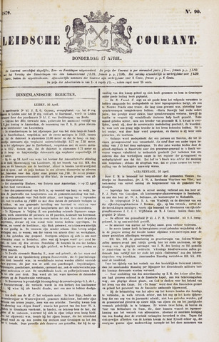 Leydse Courant 1879-04-17