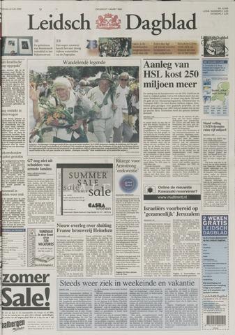 Leidsch Dagblad 2000-07-22