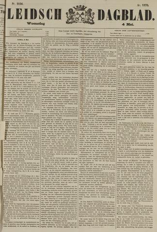 Leidsch Dagblad 1870-05-04