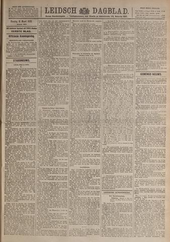 Leidsch Dagblad 1920-03-16